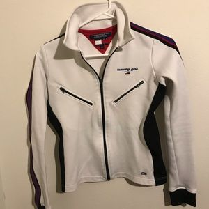 Tommy Hilfiger Girl Track Jacket. Small